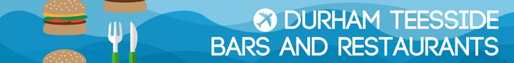 Durham Teesside airport Bars and Restaurants header