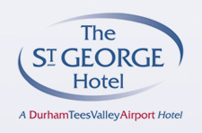 The St George Hotel Logo for teeside Airport