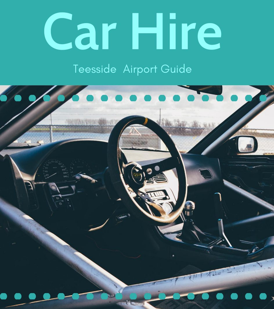 Teesside airport car hire