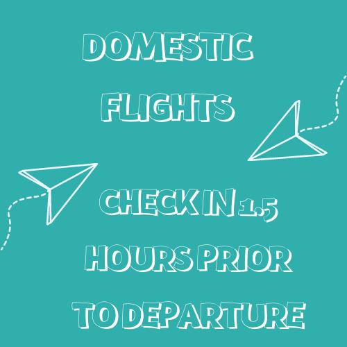 Teesside International Airport Departures - domestic flights