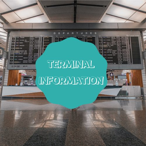 Teesside International Airport Departures - terminal information