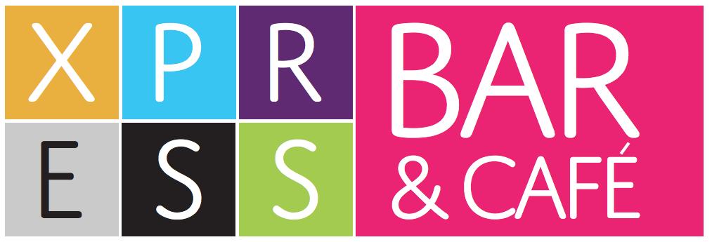 xpress bar and cafe logo