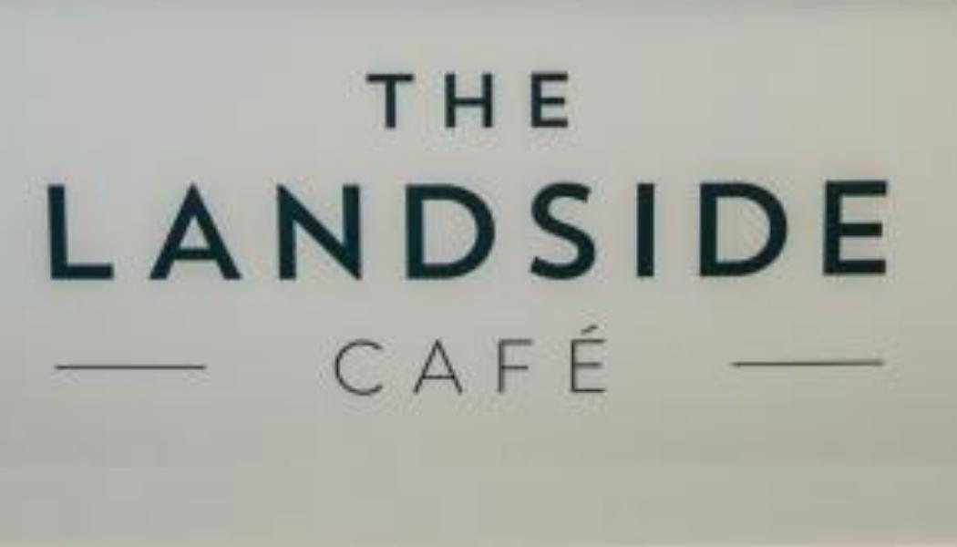 The Landside Cafe logo